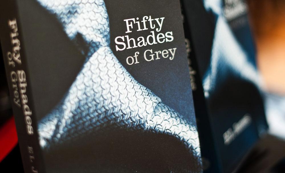 Fifty Shades of Grey para artículo