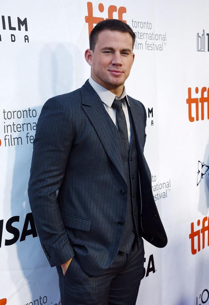 Channing Tatum para artículo