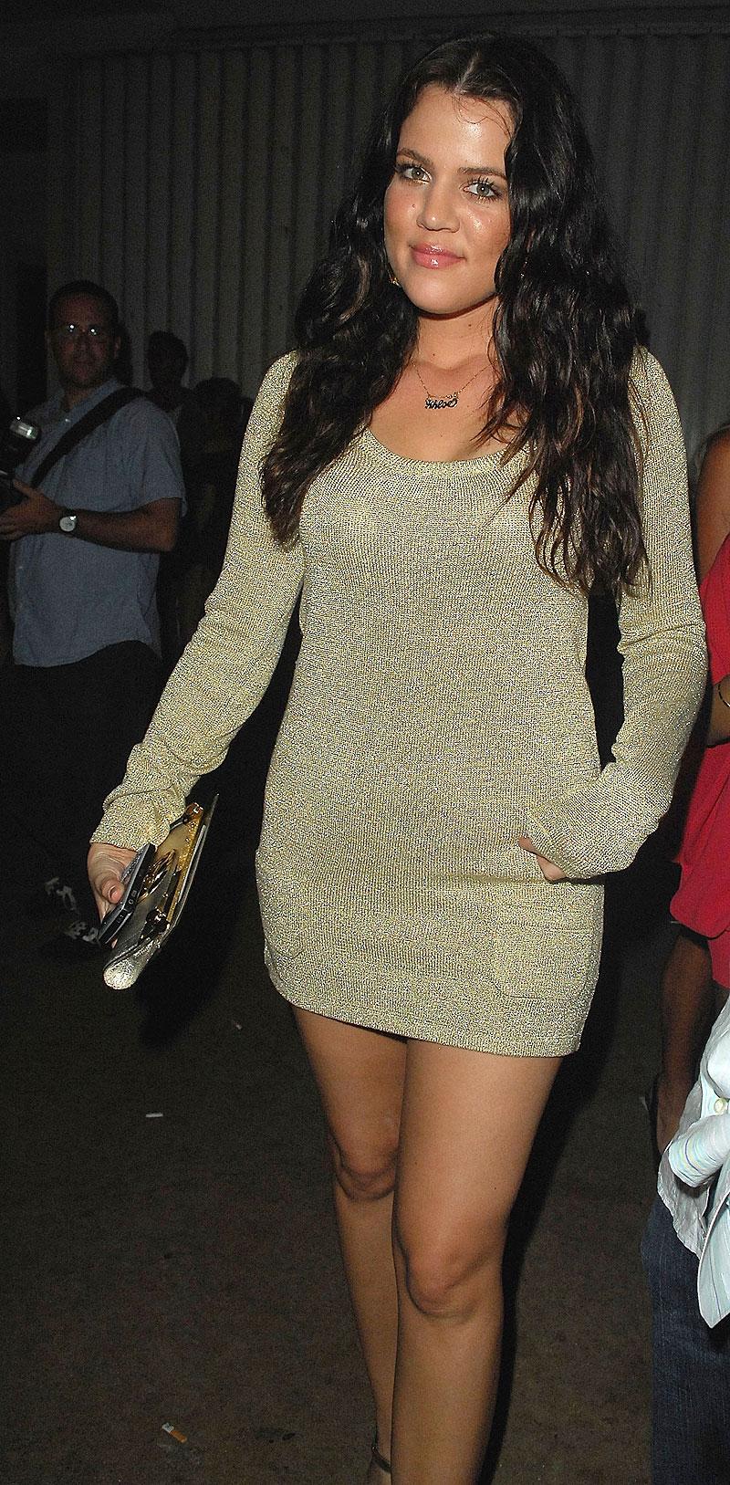 Khloé Kardashian, evolución