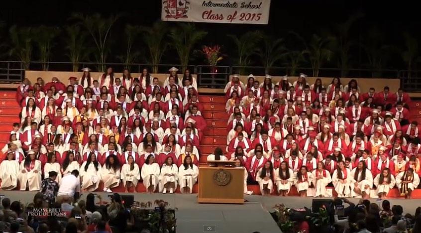 Kahuku Class of 2015