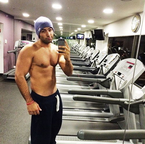 Jencarlos Canela, papacitos