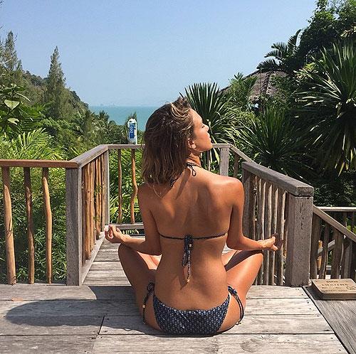Jessica Alba, Instagram, bikinazo