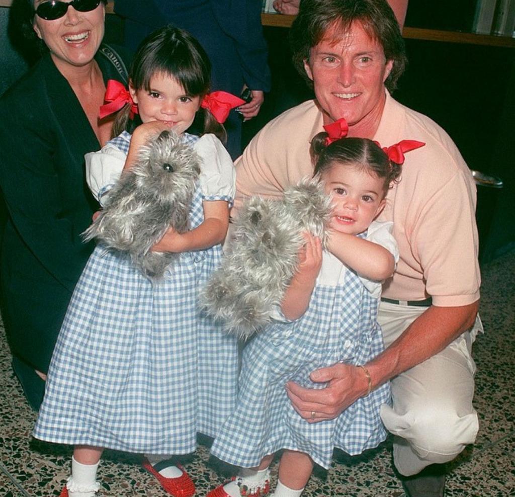 Kris Jenner, Kendall Jenner, Caitlyn Jenner, Kylie Jenner