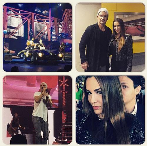 Instagram, Ninel Conde