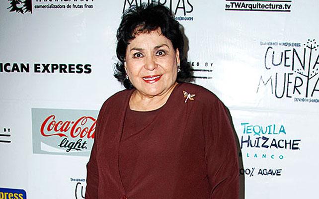 Carmen Salinas para artículo