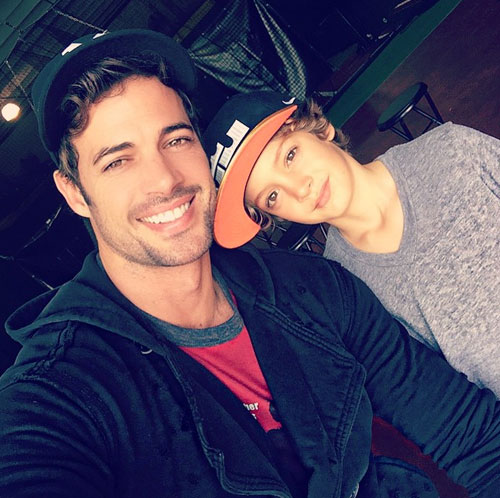 William Levy, Christopher Levy, Día de los padres