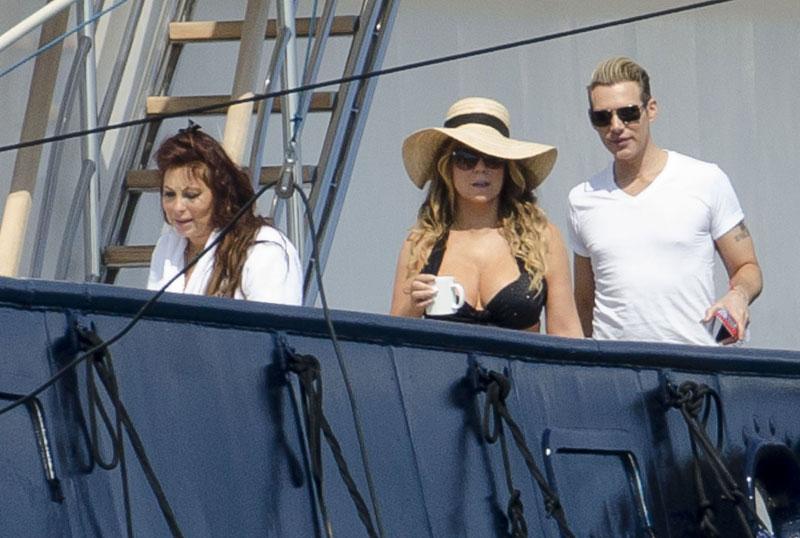 Miralos, Mariah Carey