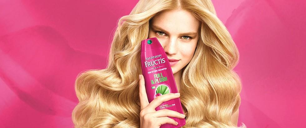 Garnier Full & Plush Fortifying Shampoo