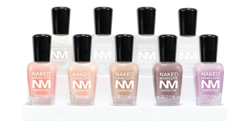 Zoya Naked Manicure System