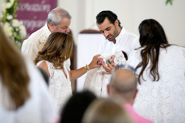El bautizo de Alaïa, adamari lopez, toni costa
