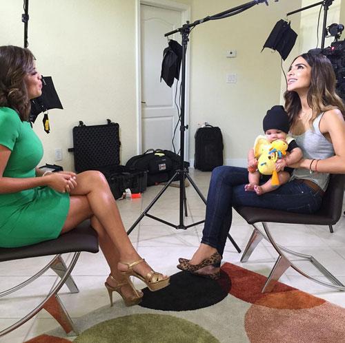Bebés en Instagram, Alejandra Espinoza