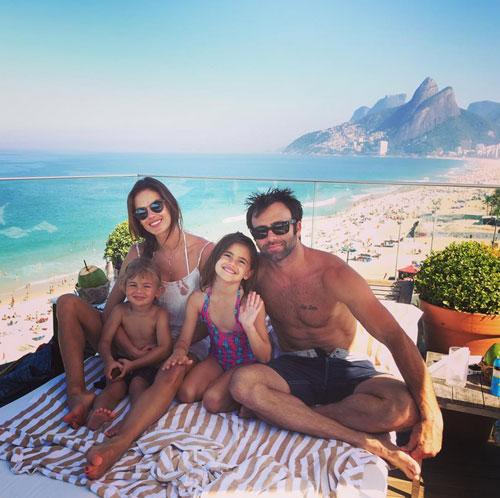 Bebés en Instagram, Gerard Piqué, Alessandra Ambrosio