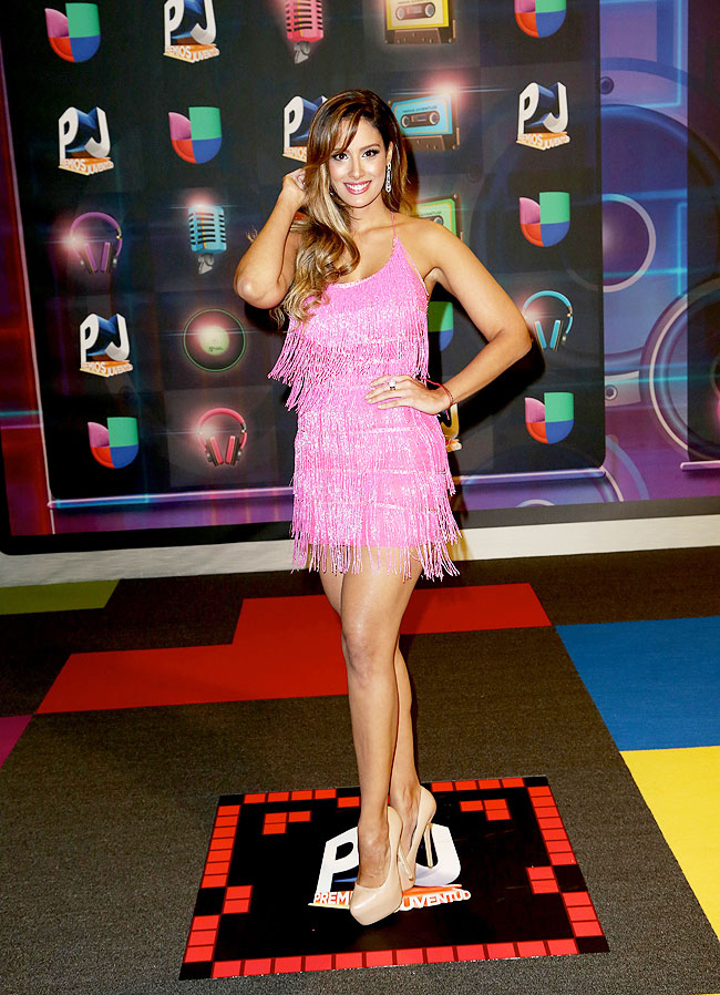 Aleyda Ortiz, Premios Juventud 2015