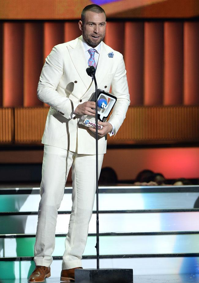 Rafael Amaya, Premios Tu Mundo 2015