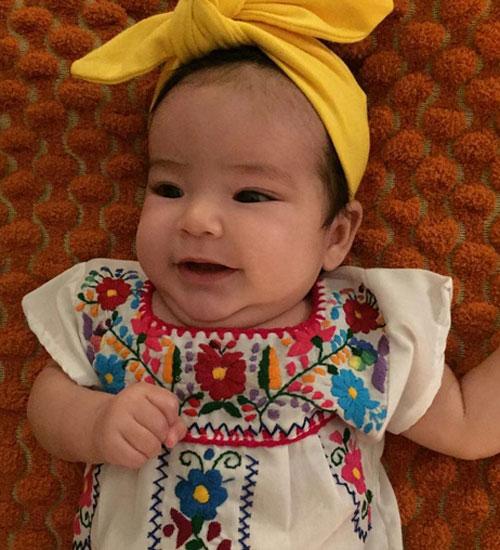 Bebés en Instagram, Ana Patricia Gámez