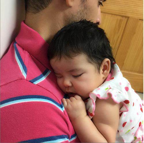 Bebés en Instagram, GIULIETTA, Ana Patricia Gamez