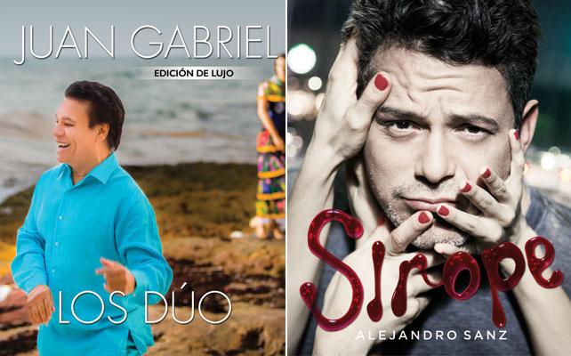Juan Gabriel y Alejandro Sanz para articulo