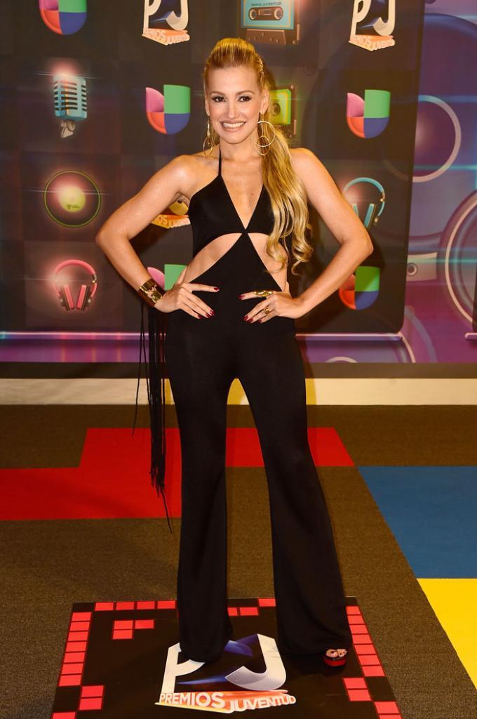 Fanny Lú, Premios Juventud 2015