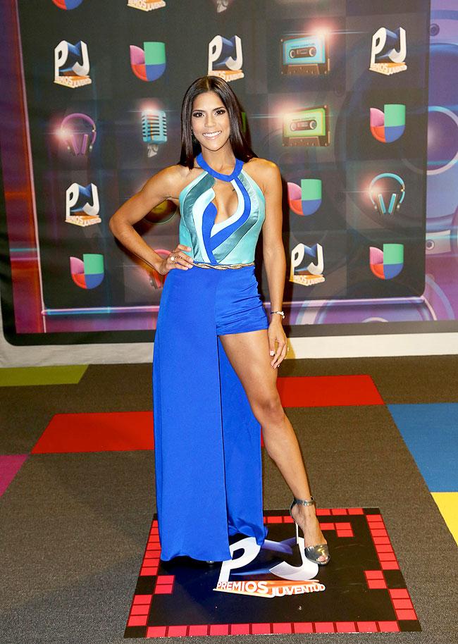 Francisca Lachapel, Premios Juventud 2015