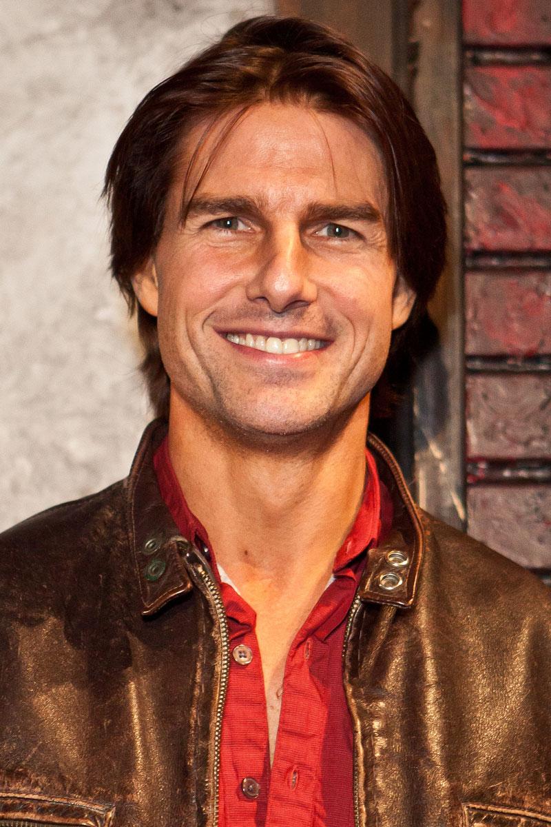 Tom Cruise, cumpleaños