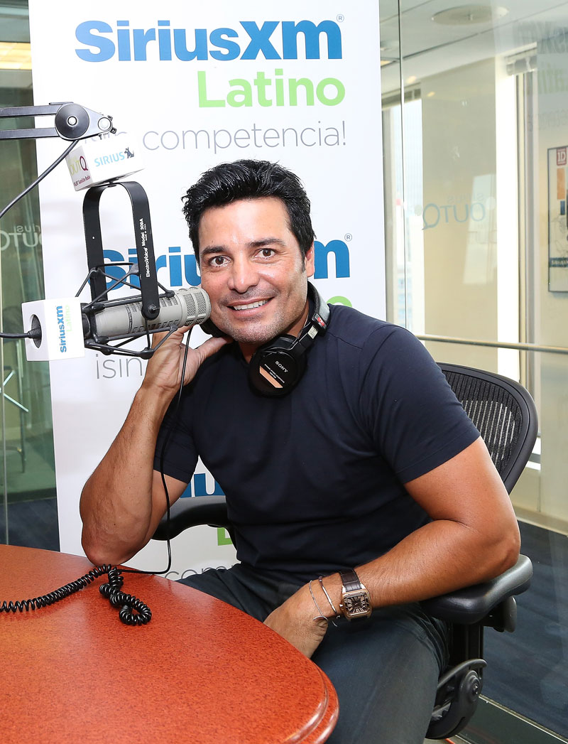 #MCM, Chayanne