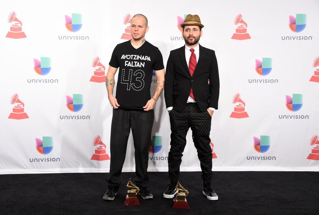 Residente y Visitante de Calle 13