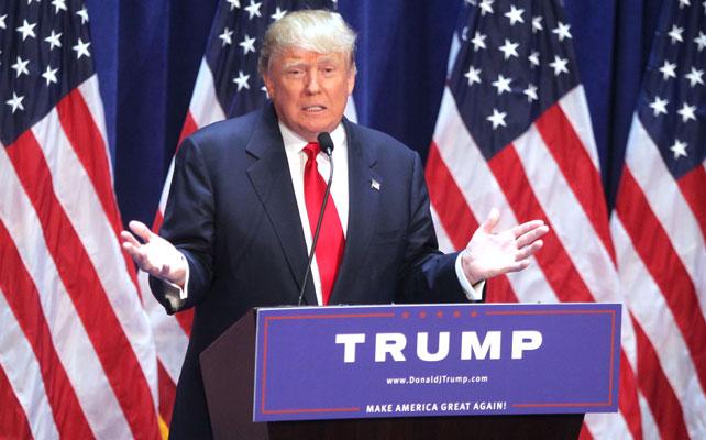 Donald Trump para artículo