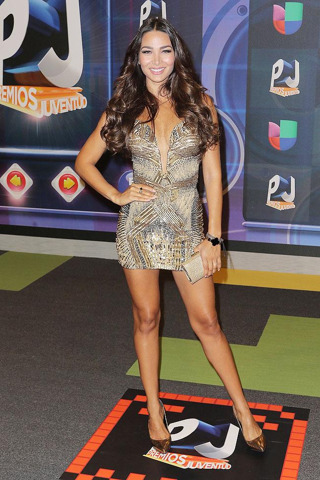 Lisandra Silva, Premios Juventud 2015