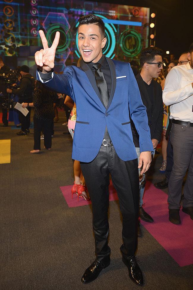 Luis Coronel, Premios Juventud 2015