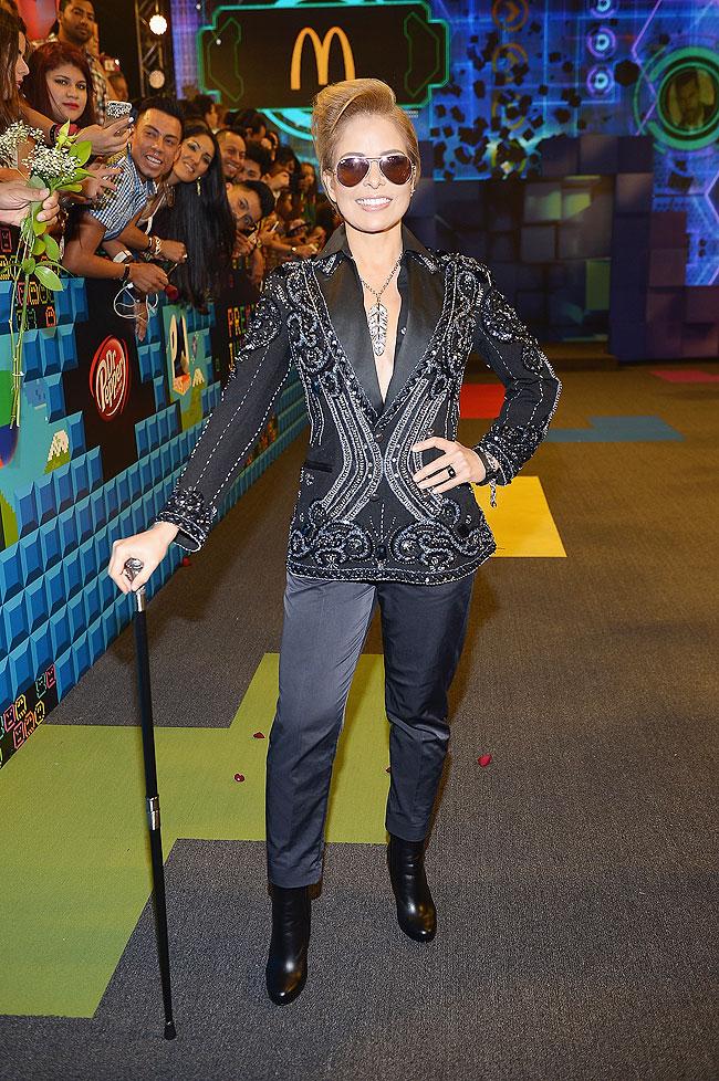Gloria Trevi, Premios Juventud 2015