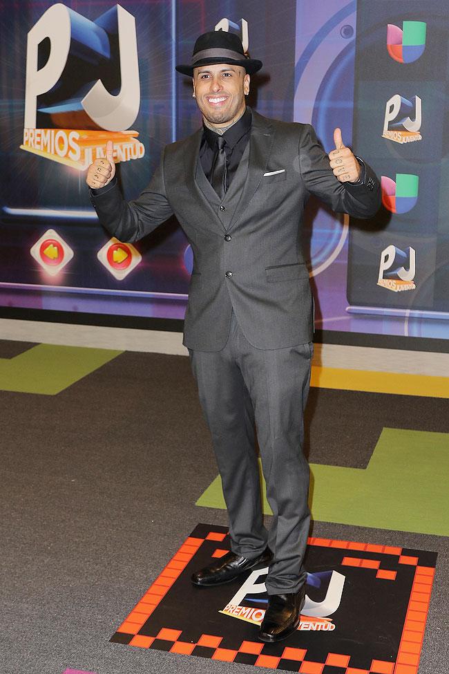 Nicky Jam, Premios Juventud 2015