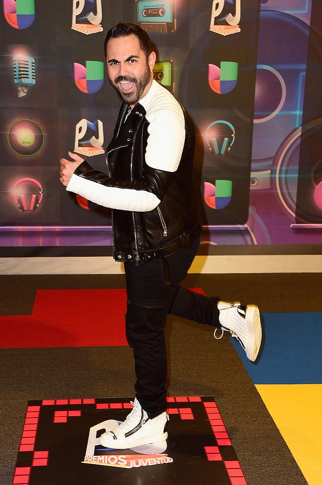 Enrique Santos, Premios Juventud 2015
