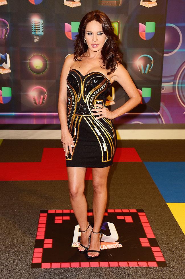 Adriana Louvier, Premios Juventud 2015