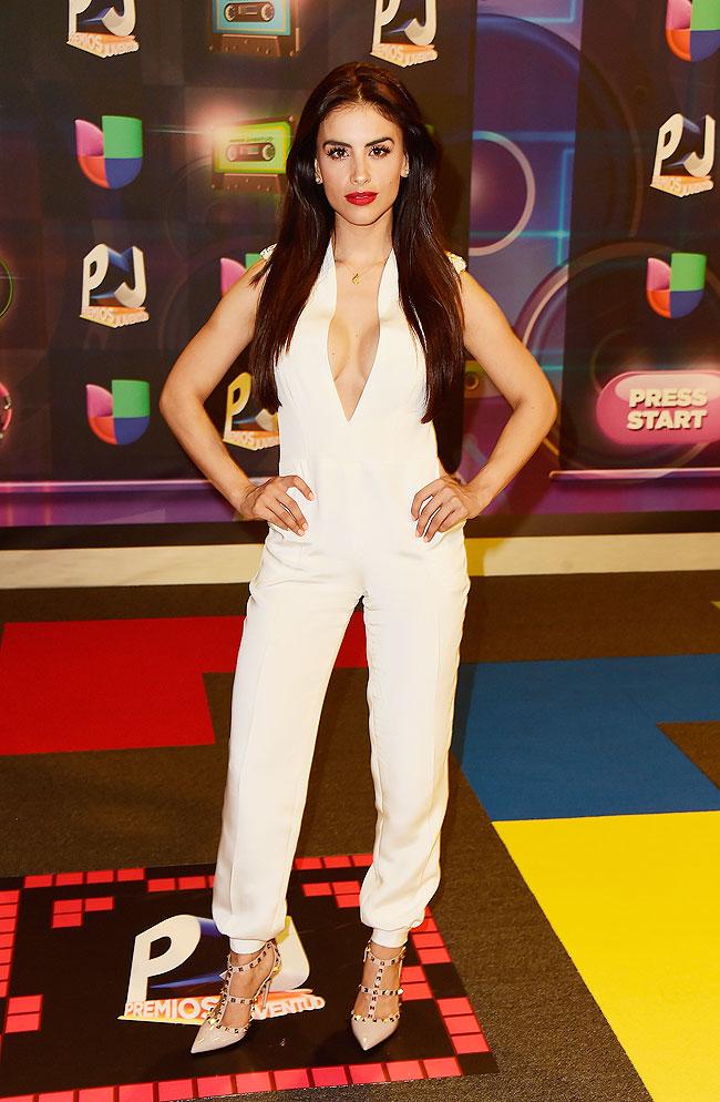 Jessica Cediel, Premios Juventud 2015