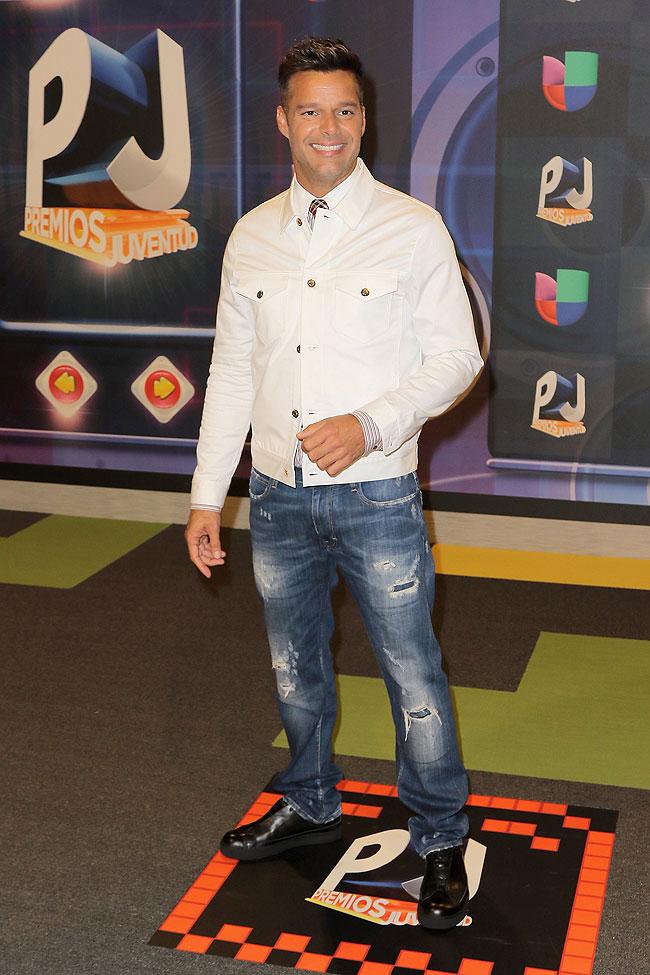 Ricky Martin, Premios Juventud 2015