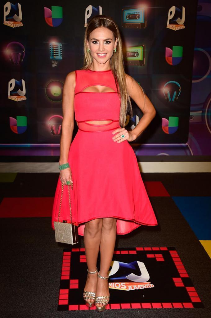 Ximena Córdoba, Premios Juventud 2015