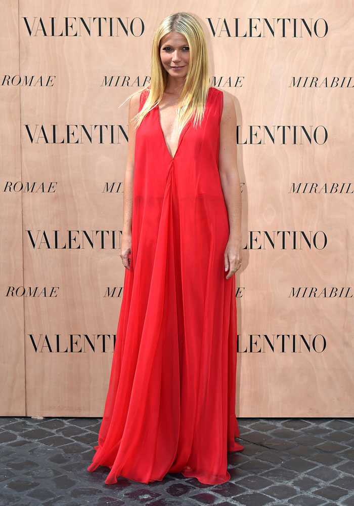 El look del día, GWYNETH PALTROW