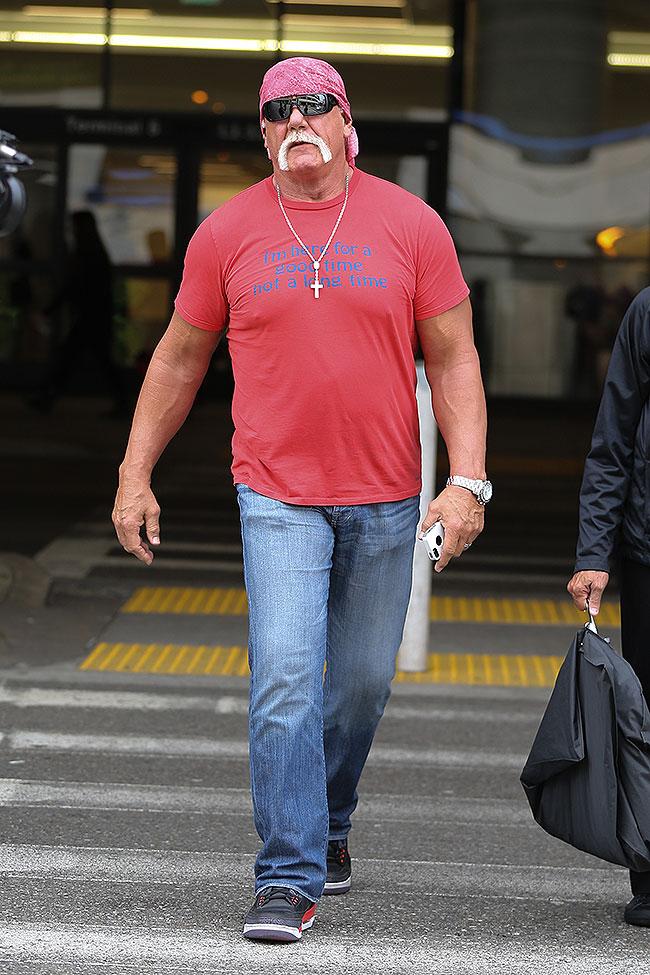 Hulk Hogan,