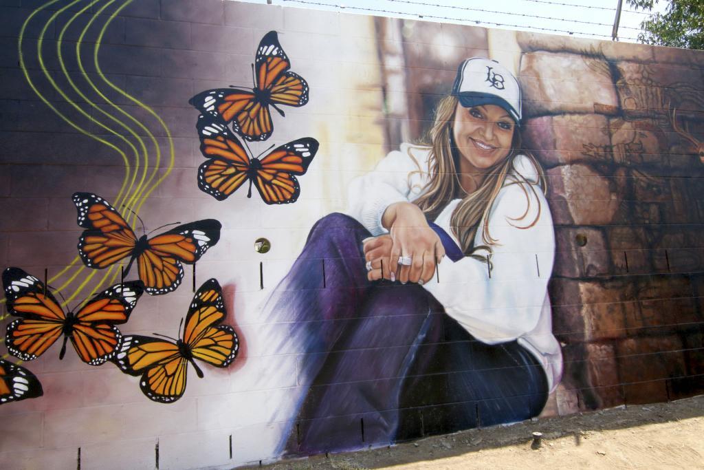 Mural de Jenni Rivera