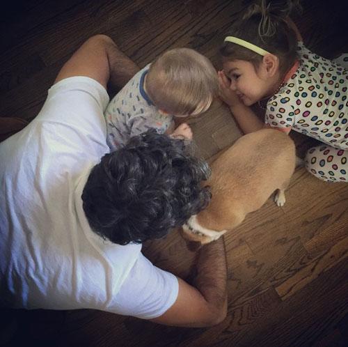 Bebés en Instagram, Jaime Camil