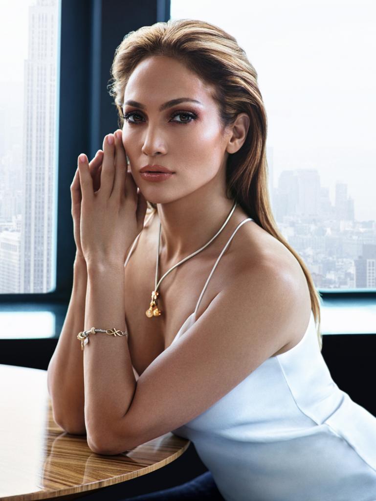 Jennifer Lopez, joyería, Endless Jewelry