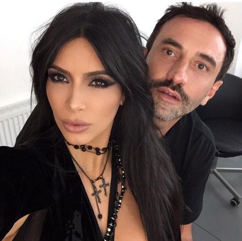 Instagram, Kim Kardashian