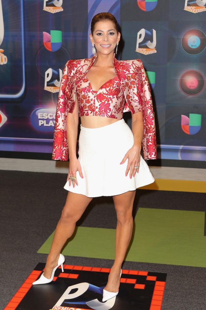 Lourdes Stephen, Premios Juventud 2015