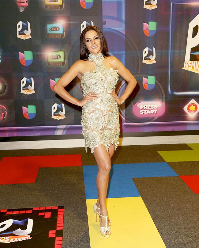 Nathalia Casco, Premios Juventud 2015