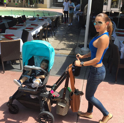 Bebés en Instagram, EMMANUEL