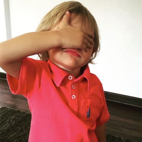 Bebés en Instagram, Alessandra Ambrosio