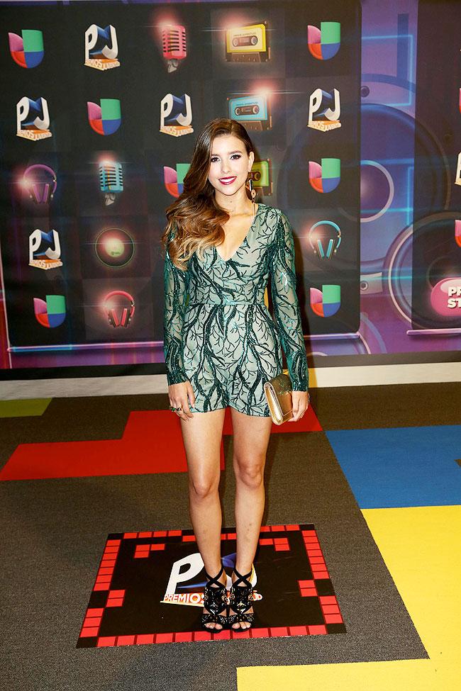 Paulina Goto, Premios Juventud 2015