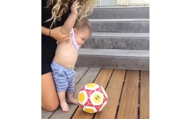 Shakira, Sasha