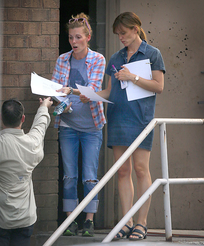 Jennifer Garner, Míralos