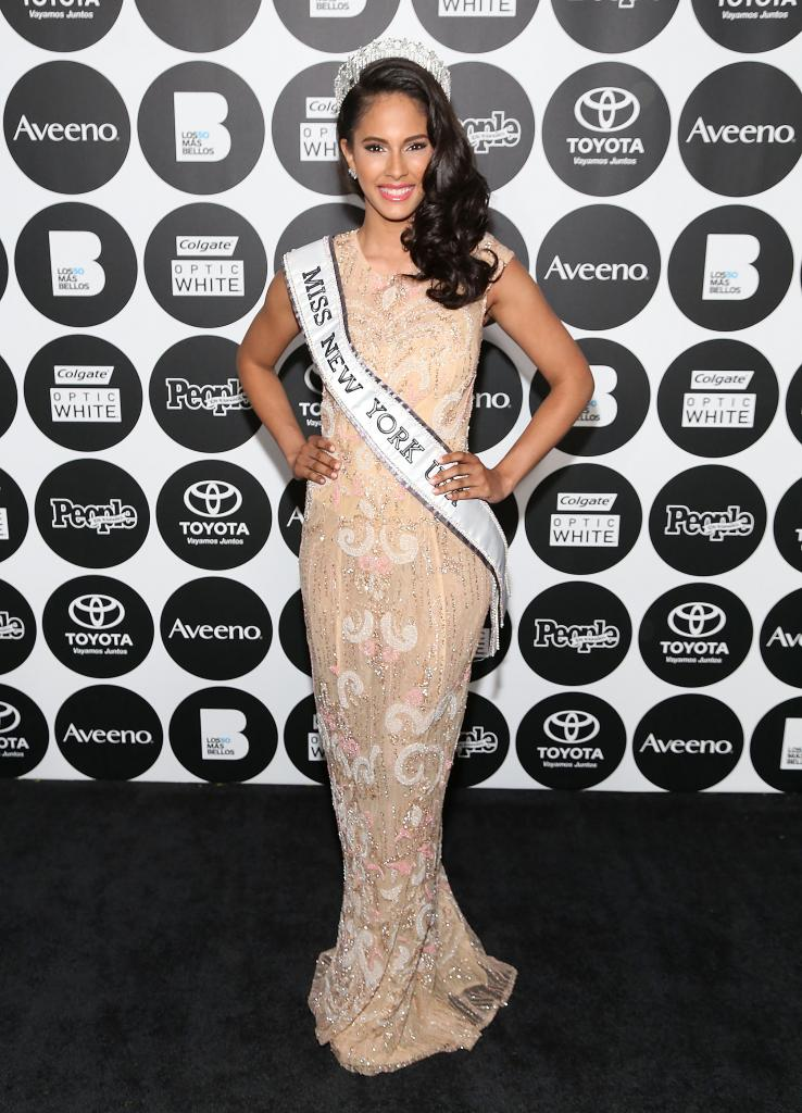 Thatiana Díaz, Miss New York, Miss Usa, Trump